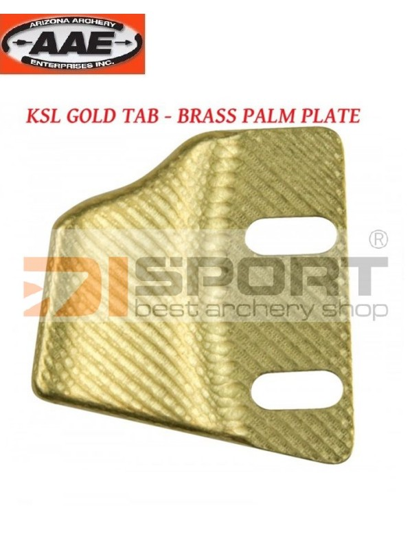 ARIZONA - PALM PLATE ZA ŠČITNIK KSL BRASS