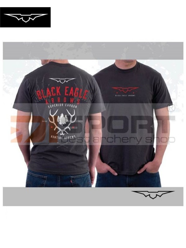 BLACK EAGLE T-SHIRT NEXT LEVEL HUNTING