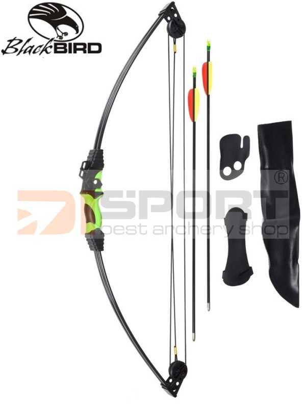 BLACKBIRD COMPOUND  PRO set za otroke 24¨ -12#