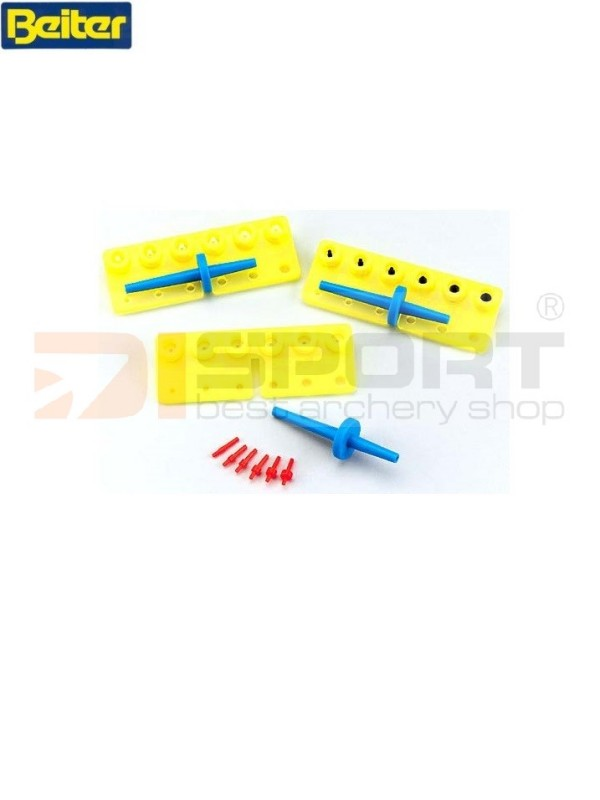 BEITER SCOPE FIBRE PIN POINTS  SET