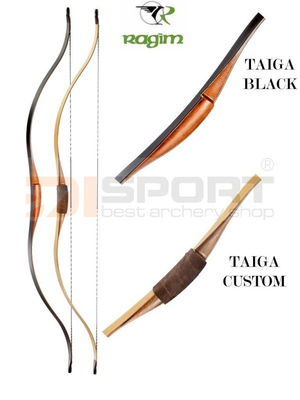 RAGIM Fieldbow TAIGA  48¨ custom light