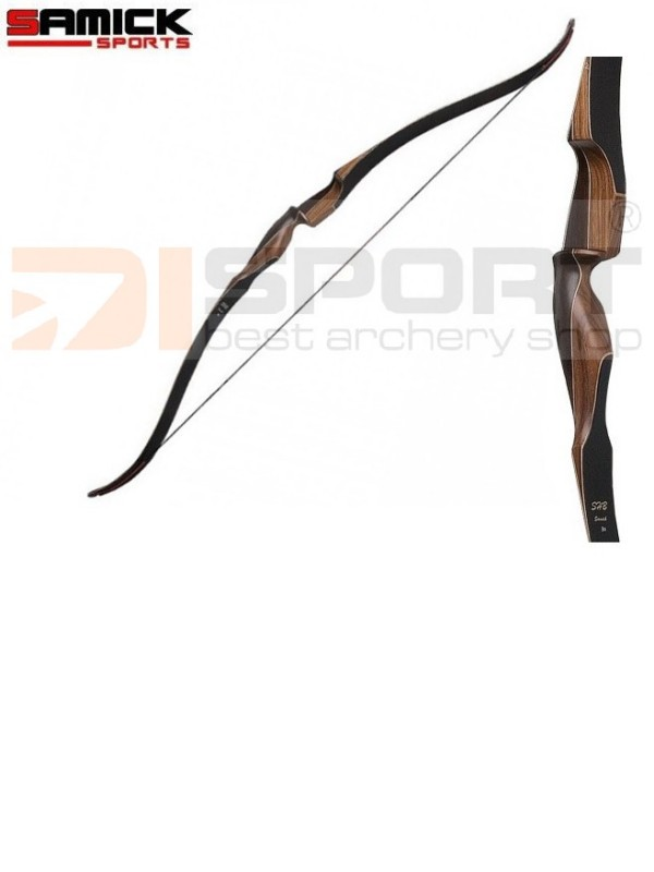 SAMICK ONE-PIECE BOW SHB 58¨