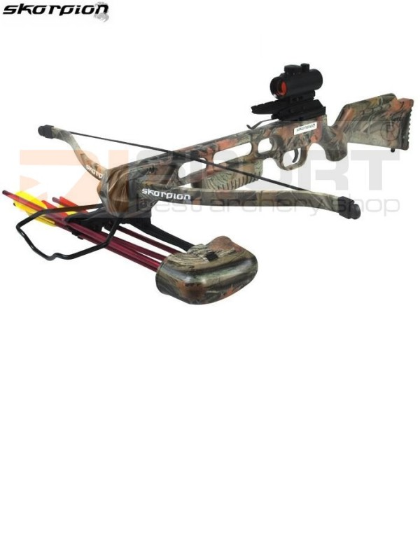 SAMOSTREL SKORPION XBR100 175#  SET CAMO