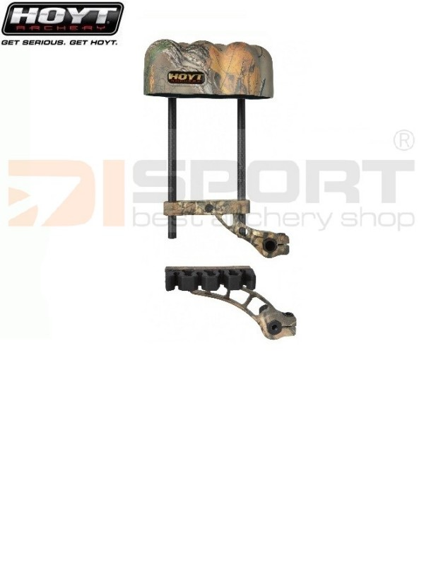 TOK ZA COMPOUND HOYT ARROW RACK carbon TWO PIECE 4 ARROWS