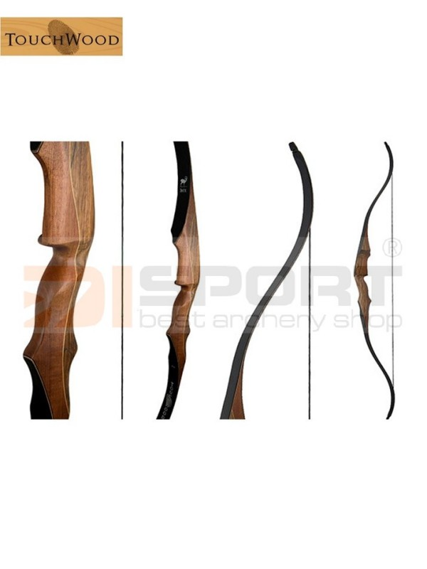 TOUCHWOOD  ONE-PIECE BOW IBEX 60¨