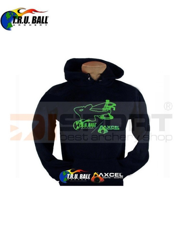 TRU BALL Hoodie The Real #1