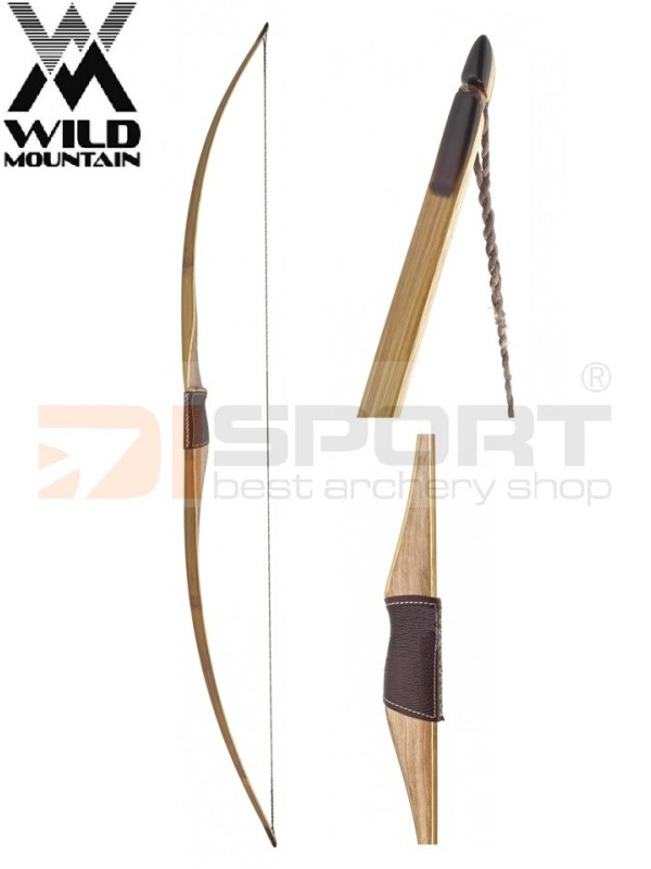 WILD MOUNTAIN LONGBOW Eiger 66¨
