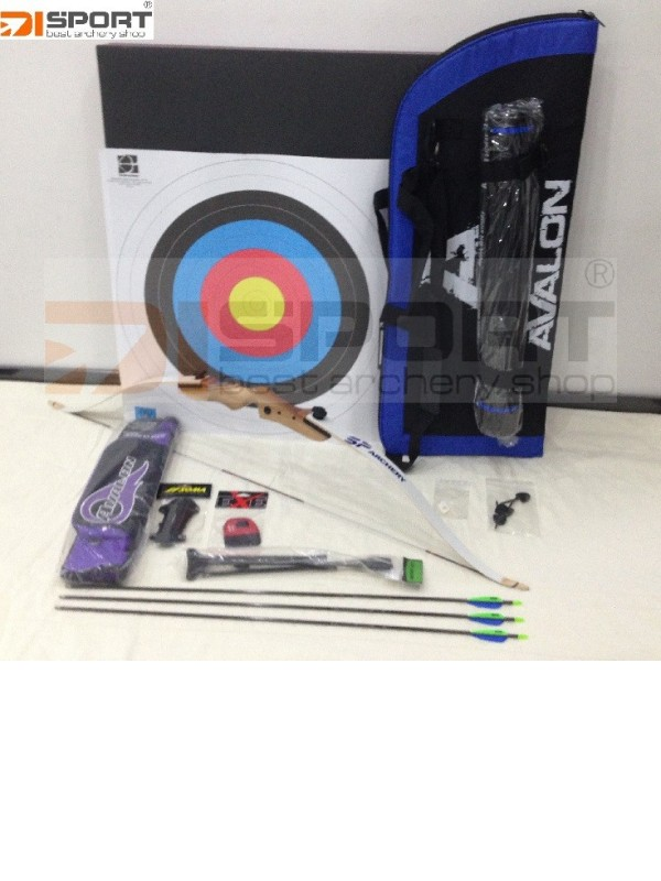 set ROBIN HOOD MEDIUM