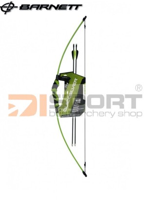BARNETT QUICKSILVER Green set za otroke  RH/LH  43¨15#
