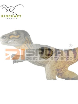 RINEHARD 3D TARČA ŽIVALI-Dinosaurus VELOCIRAPTOR- center replacement