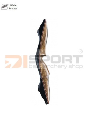 WHITE FEATHER FIELDBOW riser LARK 19¨