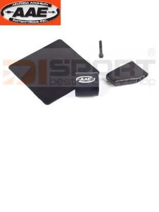 ARIZONA - FINGER SPACER KIT ELITE BLACK (vmesnik in guma)