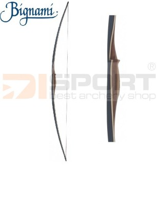 BIG TRADITION LONGBOW ROBIN BLACK 68¨