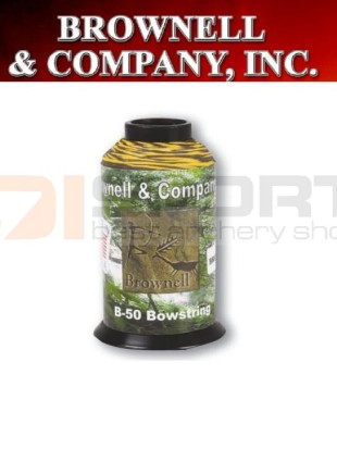 BROWNELL DACRON B-50 1/4 LBS two color