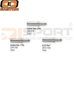 EASTON CARBON ONE PIN 410-500