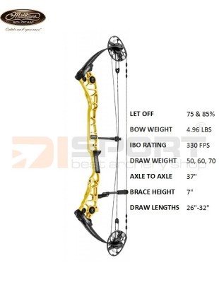 MATHEWS HALON X  37¨