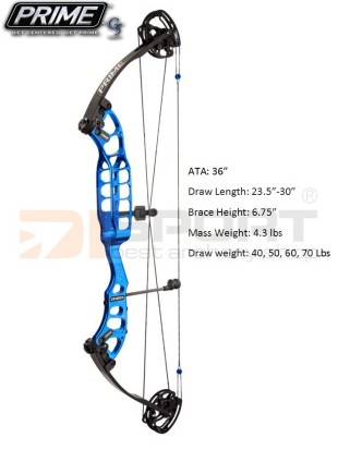 PRIME compound bow STX 36 V2