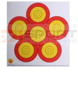 DANAGE LICA INDOOR 6 SPOT 40 CM