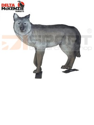 3D tarča DELTA McKenzie 50570 VOLK (ELITE TIMBER WOLF)
