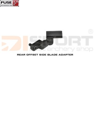 FUSE CARBON BLADE REAR OFFSET SIDE BLADE ADAPTER