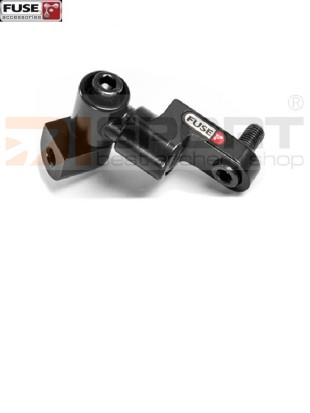 FUSE CARBON BLADE X-TAPER rear of riser adapter