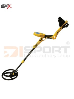 GROUND EFX METAL DETECTOR SWARM MX100 E