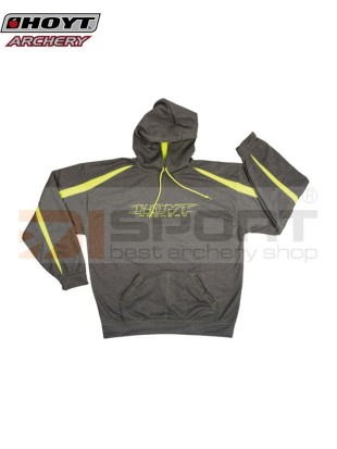 HOYT HOODY s kapuco SLASH grey