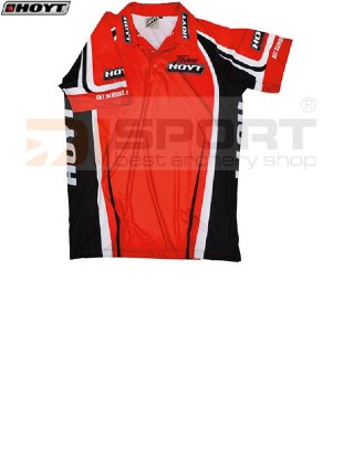 HOYT SHOOTER jersey RED/BLACK