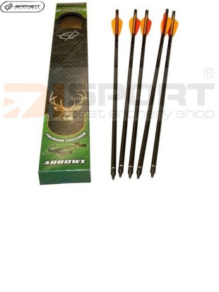PUŠČICE ZA SAMOSTREL BARNETT HEADHUNTER carbon  5/1 pack