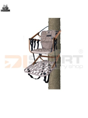 LONE WOLF climber treestand  SIT & CLIMB COMBO (SCCII)