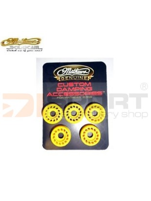 MATHEWS HARMONIC mini DAMPER SET 5/1