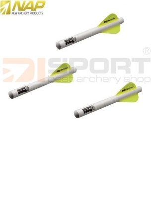 peresa NAP Quickfletch Twister 2¨ 6/1