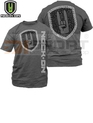 NOCK ON SHORT SLEEVE BLACK OPS