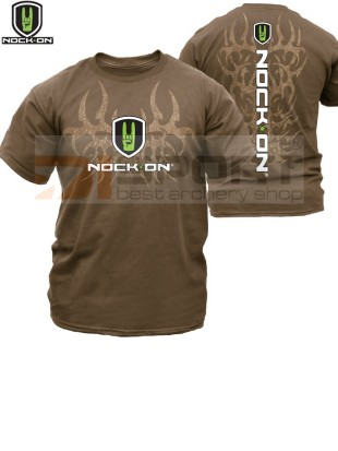 NOCK ON TRIBAL RACK SHORT SLEEVE TEE