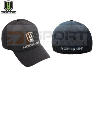 NOCK ON kapa S ŠILTOM 3D NOCK OUT BLACK FITTED