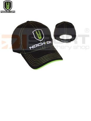 NOCK ON kapa S ŠILTOM 3D NOCK OUT GREEN FITTED