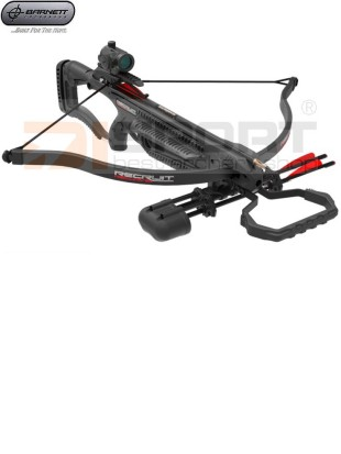 SAMOSTREL BARNETT RECRUIT RECURVE 245 150# SET red dot scope