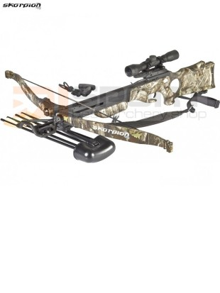 SAMOSTREL SKORPION XBR150 175#  SET CAMO