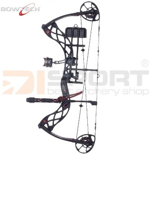 BOWTECH Carbon Knight RTS package