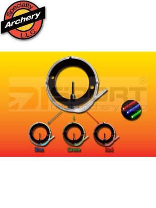 SPEC.ARCH. METAL GLOW RING ZA PRO SCOPE Z PINOM  0,020¨