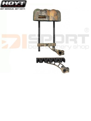 TOK ZA COMPOUND HOYT ARROW RACK carbon TWO PIECE 6 ARROWS
