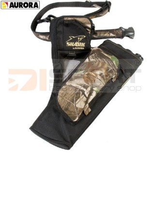 TOK ZA PUŠČICE AURORA DYNAMIC SHARK Black/Realtree