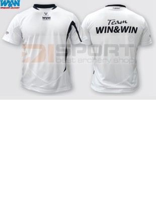 WIN & WIN T-SHIRT WHITE ¨Great WIN¨