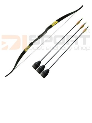 set ROLAN SNAKE BOW and LARP arrows for ARCHERY ATTACK 3/1