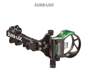 SURE-LOC LEATHAL WEAPON no RETINA LOCK 6¨ 5 PIN
