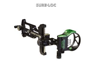SURE-LOC LEATHAL WEAPON MAX 6¨ 5 PIN